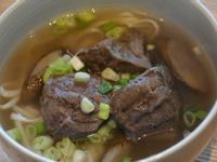 牛蒡鮮烹牛腱湯。輕鬆挑戰清燉牛肉麵!