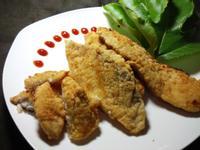 臺灣鯛15分鐘上菜-鹽酥鯛魚排