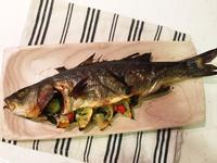 👰靚靚廚娘 之 烤海鱸魚💯