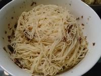 紅蔥醬拌麵線