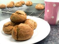(20分鐘)香濃咖啡英式奶油餅乾