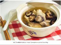 電鍋版香菇雞湯[歡慶大同電鍋55週年]