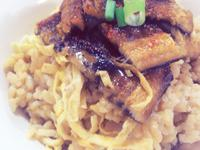 日式蒲燒鰻魚炊飯