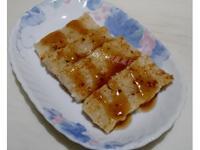台式肉燥蘿蔔糕