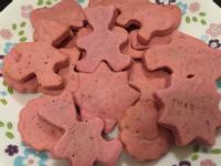 火龍果小酥餅
