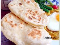 印度烤餅(自製天然酵母)