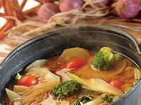 收腹雜菜鍋