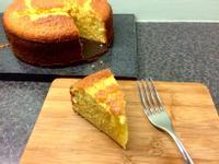 清爽橙香蛋糕 Orange cake