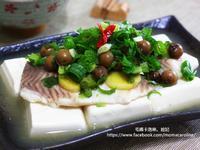 破布子蒸鮮魚豆腐【歡慶大同電鍋55週年】