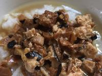 香菇素肉燥