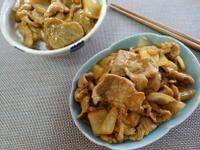 椰汁咖哩炒肉片