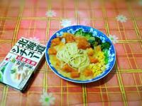 白醬濃湯義大利麵【好侍北海道白醬料理】