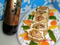 油豆腐鑲肉 【淬釀真心食堂】