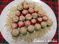 ♥我的耶誕節慶料理♥ 一口鮪魚