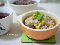 電鍋料理:玉米瓜仔肉