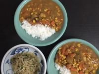 進階版日式蔬菜咖喱