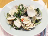 九層塔蛤蠣 - 就是鮮味家常菜!!