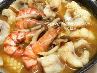 韓式海鮮大醬湯