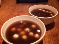 紅豆牛奶湯圓 電鍋版