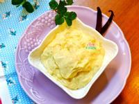 香草卡士達奶油醬