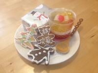 小李子大班生日點心-耶誕節糖霜餅乾