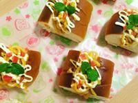 肉醬義大利麵麵包【小七派對美食】