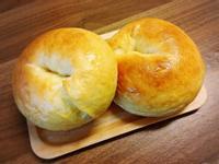 鮮奶貝果(麵包機麵糰)