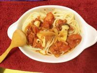 紅醬義大利麵_番茄醬懶人料理
