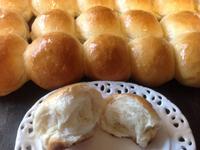 Honey Bread-蜂蜜小餐包❤!!