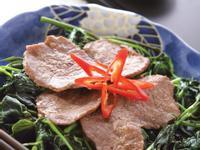 番薯葉炒牛肉