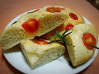 義式香料番茄佛卡夏麵包