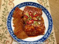 韓式辣燉白帶魚갈치조림