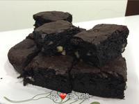 美國經典菜🍫軟心巧克力布朗尼蛋糕🍫