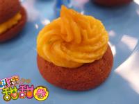 料理甜甜圈【派對料理】南瓜卡士達組曲
