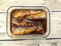醬燒秋刀魚
