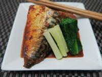 【北海道風味】味增煮鯖魚