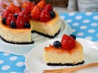 莓果優格乳酪蛋糕(OREO底層)