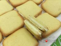 《應景情人節》白色戀人巧克力餅乾
