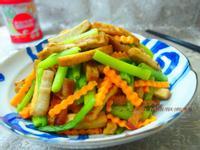 芹菜炒豆干「味之素品牌」高鮮味精