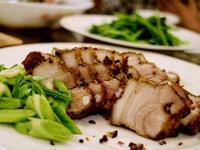 簡單又輕鬆的烤箱料理: 黑胡椒鹹豬肉