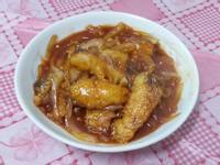 糖醋魚片-蕃茄醬懶人料理