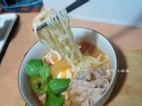 韓式泡菜鍋燒拉麵【真麵堂】
