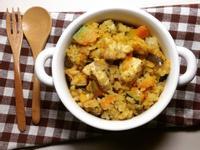 南瓜嫩雞燉飯