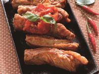 泰式紅咖喱牛肉