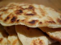 百吃不厭的印度烤餅naan