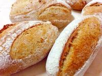 咖啡核桃迷你軟法麵包