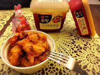 [烤箱版]韓式辣雞塊