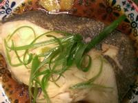 家常蒸鱈魚~簡單2步驟的魚料理~