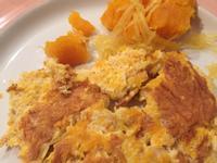 快速早餐菜式~~~簡易南瓜煎蛋🍳