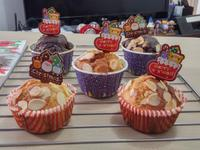 香蕉muffins[杯子蛋糕]